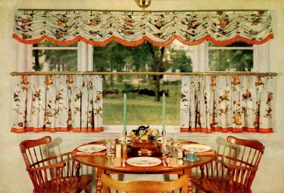 15 cafe curtain designs and ideas