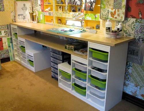 Scrapbooking Furniture Solutions