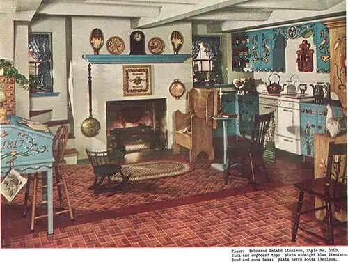 Williamsburg Home Decor