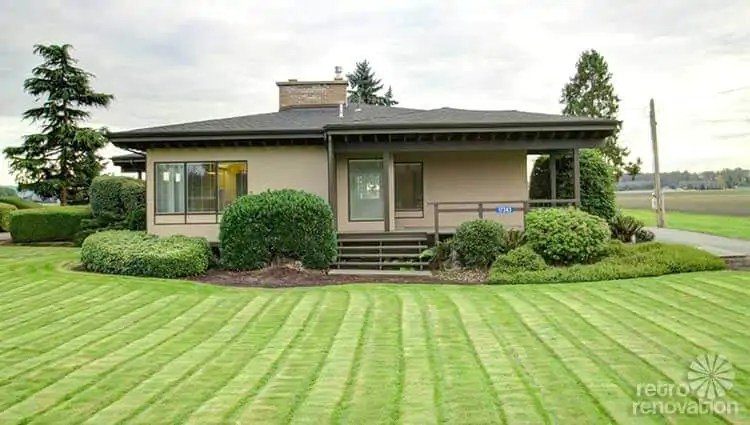 1,200 S.f. Midcentury Modern Farm House Time Capsule