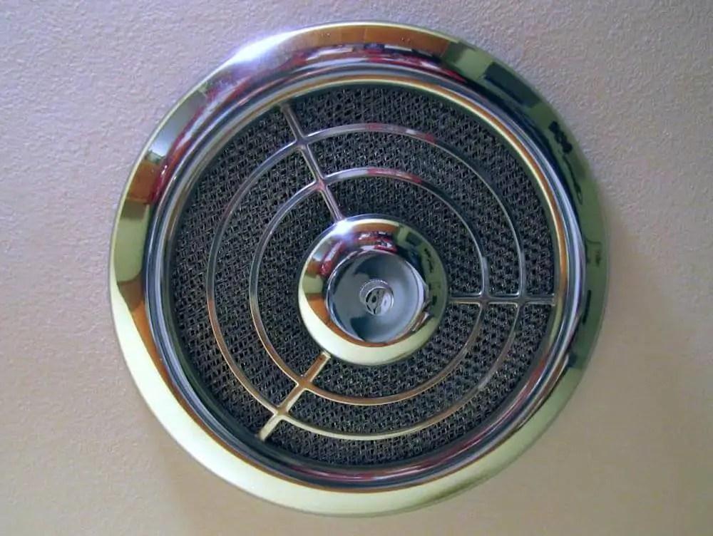 nos chrome emerson pryne exhaust fan