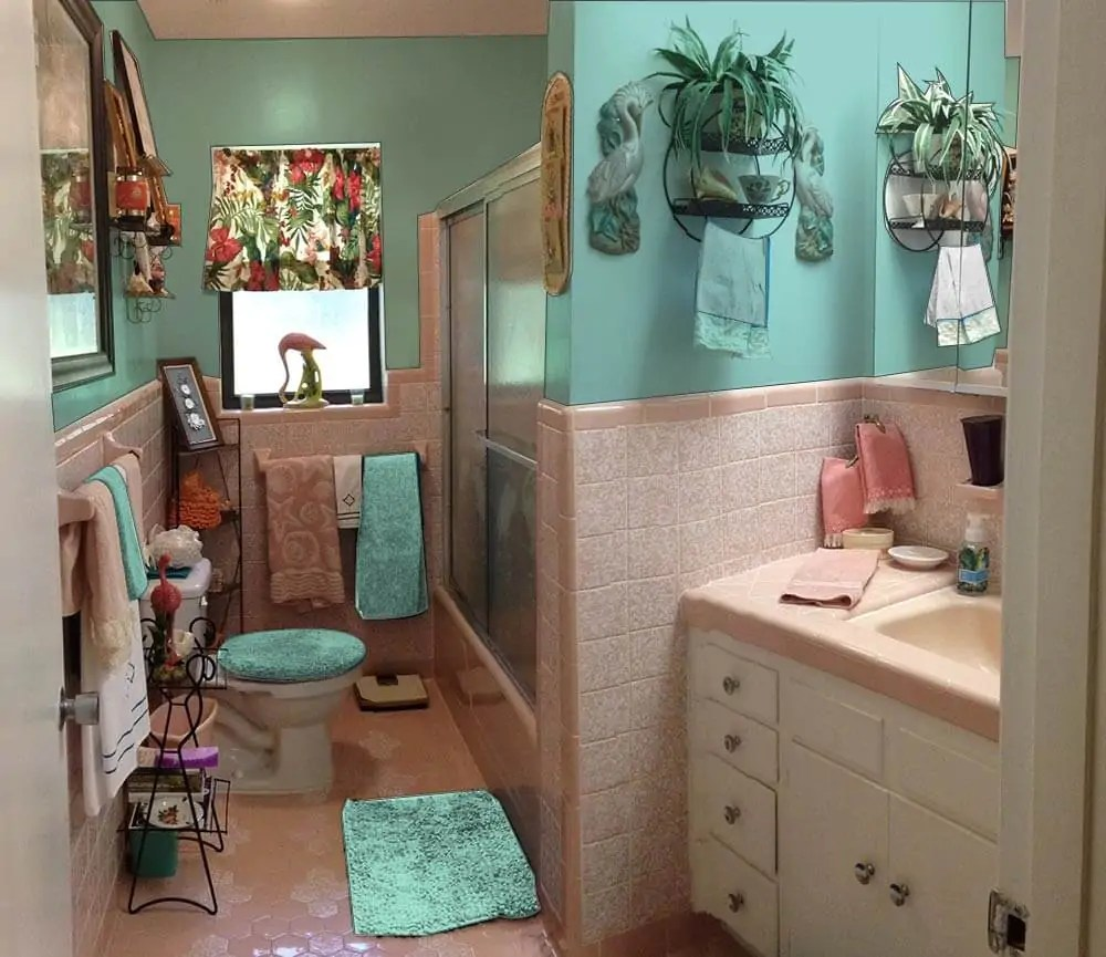 Image Result For Green Kitchen Paint