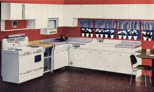 Beautiful L Shaped Kitchens