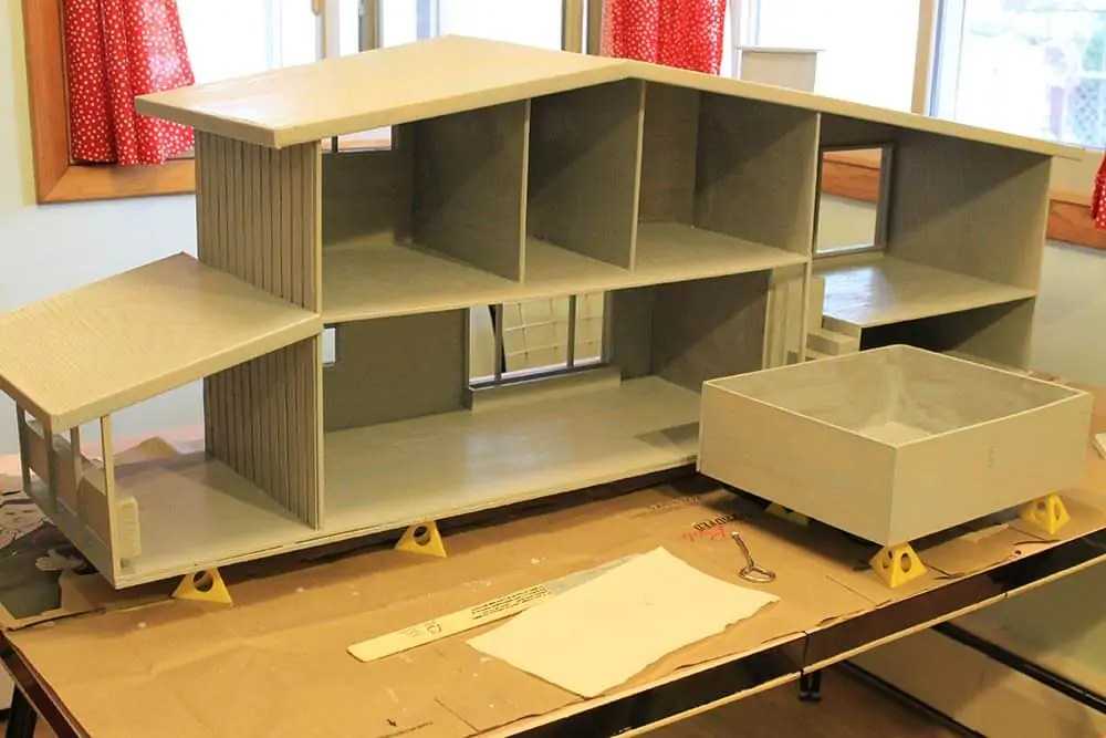 Giant Doll House Plans