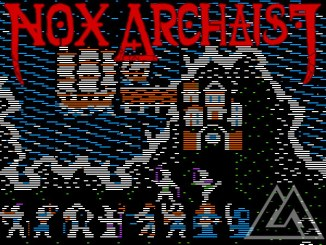 6502 Workshop's Nox Archaist