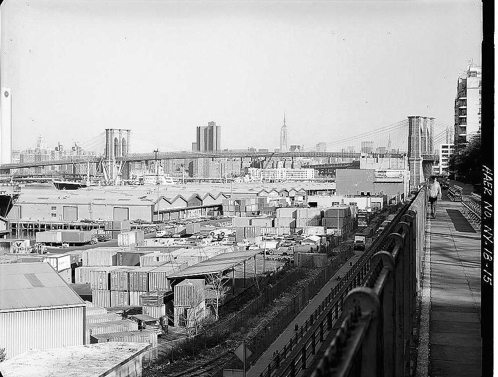 The Building of the BQE