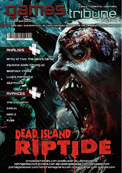 Games Tribune Magazine