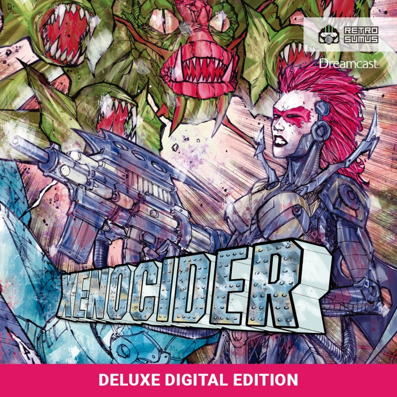 Xenocider Deluxe Digital Edition