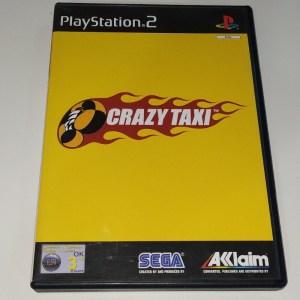 Crazy Taxi PAL