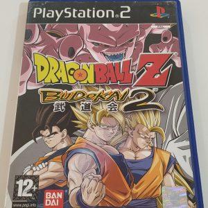 Dragon Ball Z: Budokai 2 PAL
