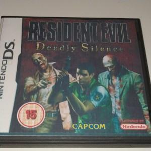 Resident Evil: Deadly Silence DS PAL