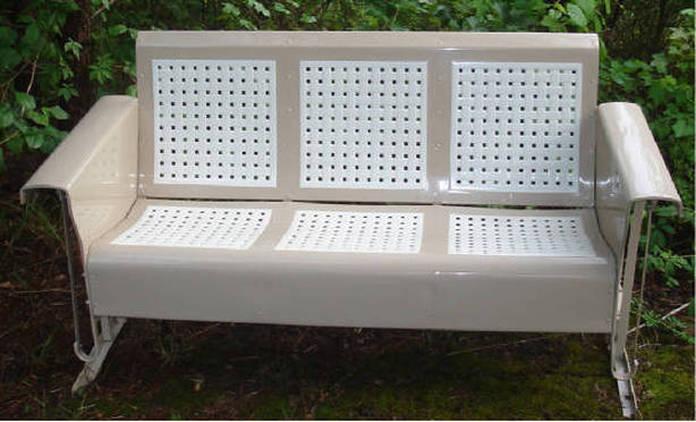 retro vintage patio furniture