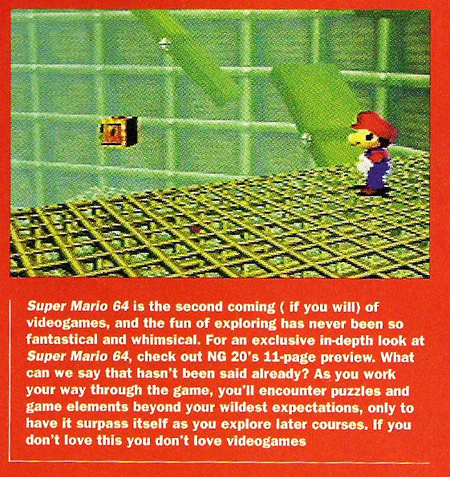 Super Mario 64 Next Generation
