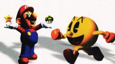 Mario, Pac-Man