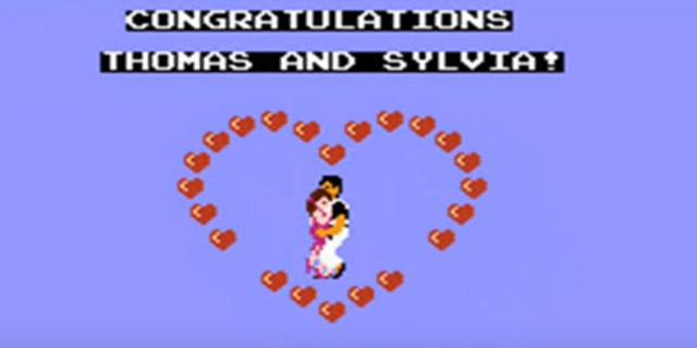 Kung Fu Thomas and Sylvia