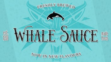 Half-Glass Gaming Whale Sauce