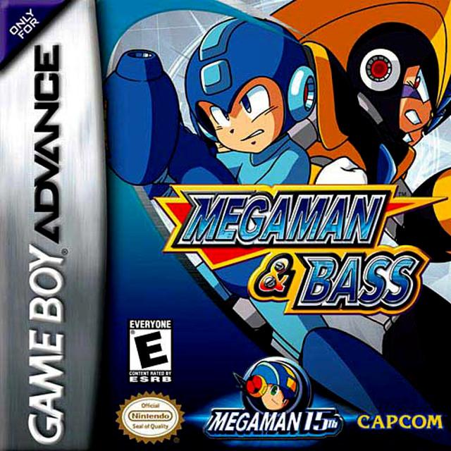 Mega Man & Bass