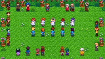 Stardew Valley Flower Dance