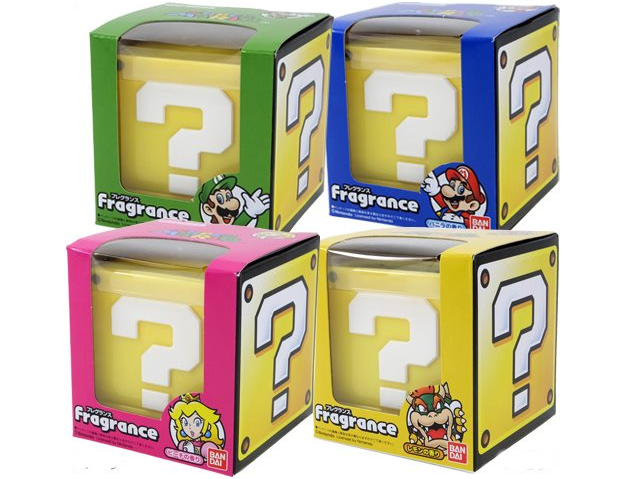 The Super Mario Bros. Fragrance Collection Made Us Wonder What Bowser Smells Like