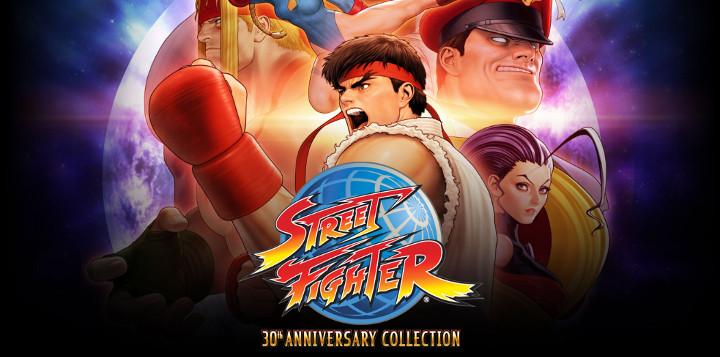 Street Fighter 30th Anniversary Bundle