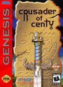 Crusader of Centy - Sega Genesis