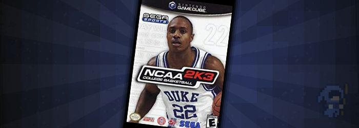 NCAA 2K3 - One of the Most Difficult to Find Rare GameCube Games