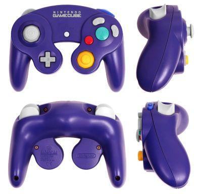GameCube Controller Design