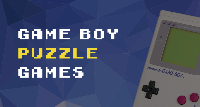 Best Game Boy Puzzle Games