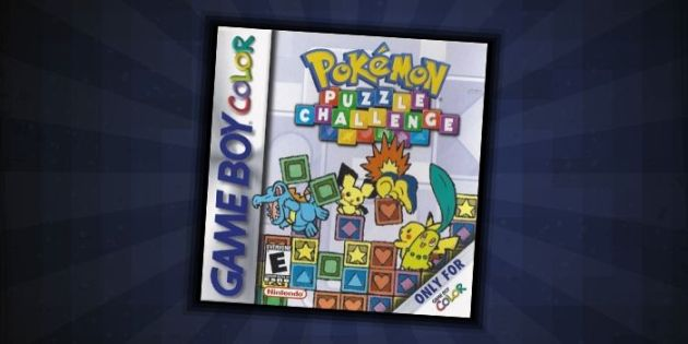 Pokemon Puzzle Challenge – #1 best GBC Pokemon game