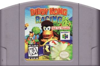 Diddy Kong Racing NFR