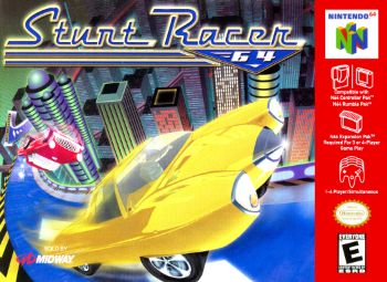 Stunt Racer 64