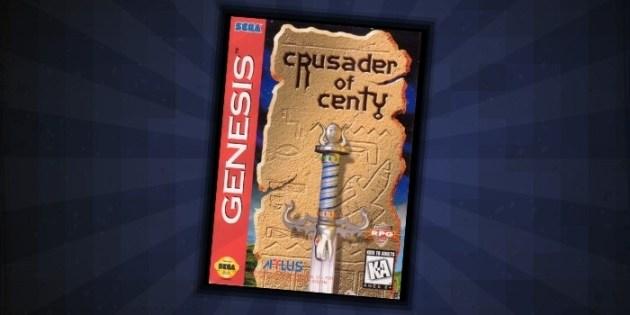 Crusader of Centy - #1 Best Sega Genesis RPGs