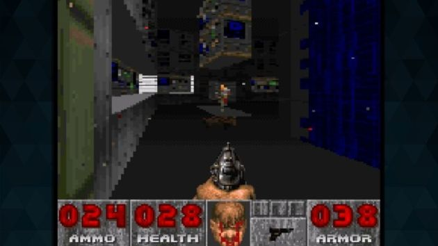 DOOM - #5 Best SNES Horror Games