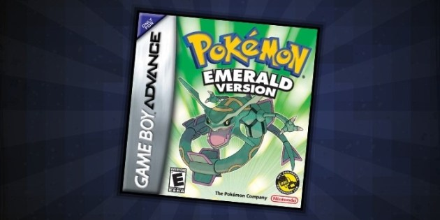Pokémon Emerald - #4 Best GBA Pokemon Games