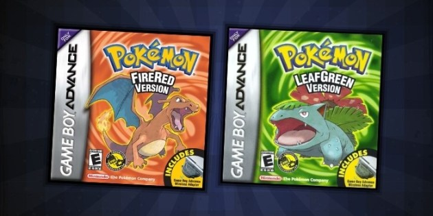 Pokémon FireRed and LeafGreen - #2 Best GBA Pokemon Games
