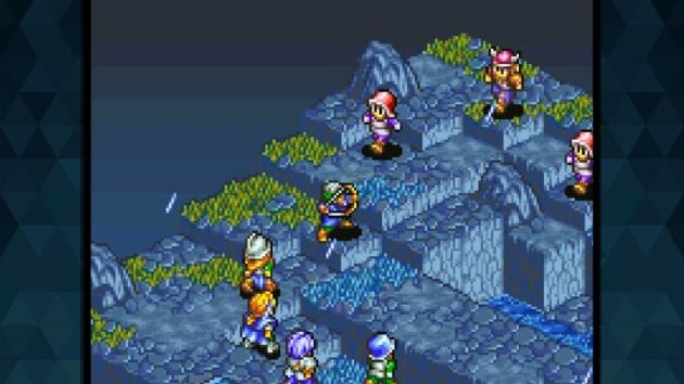 Tactics Ogre The Knight of Lodis - #1 Best GBA Hidden Gems