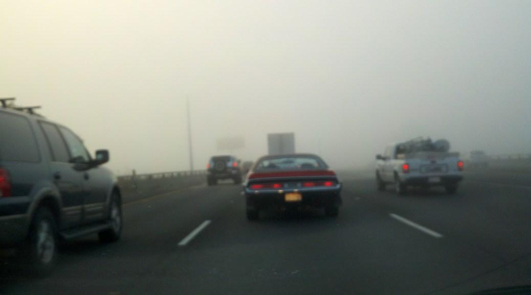 Fog !