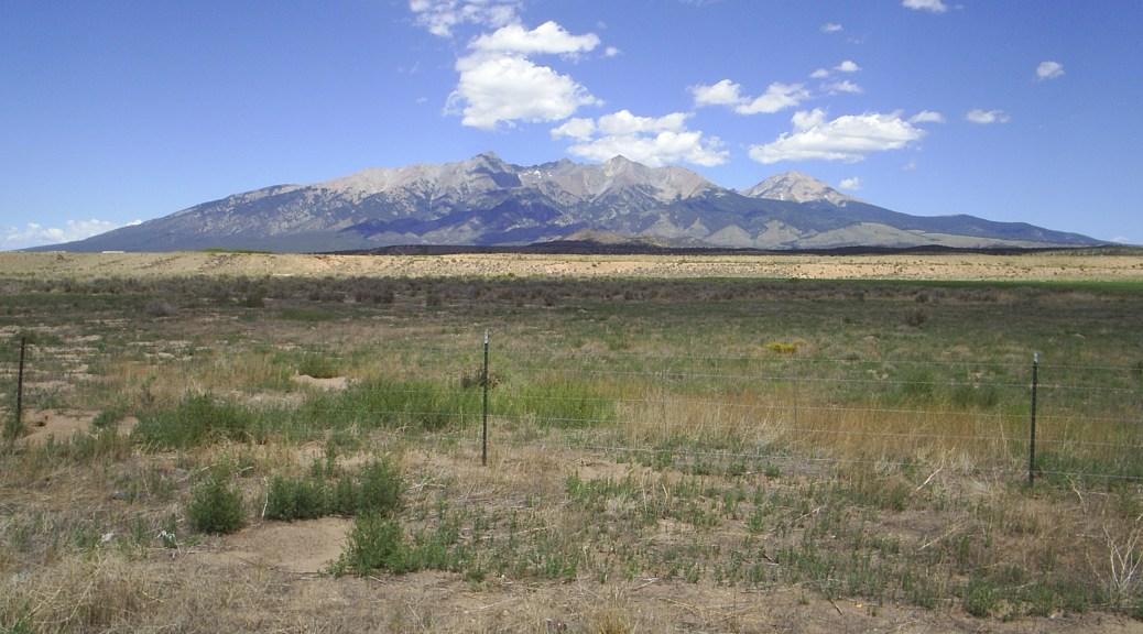 Mt. Blanca, CO