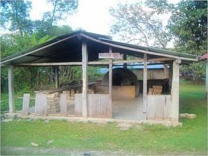 Versammlungshaus der Tojolabales (Mexiko)
