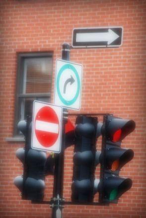 ampel-verkehrsregeln