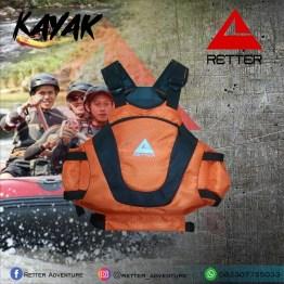 Life Jacket Pelampung Retter Seri kayak