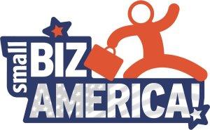 SmallBiz America Radio - logo