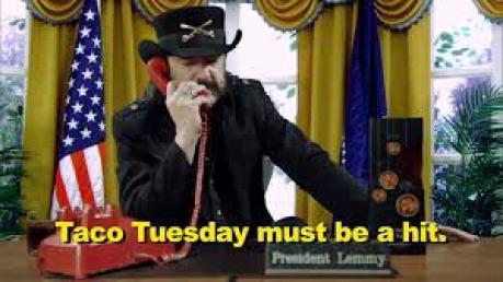 A Tribute to Lemmy Kilmister! | Return to Nuke 'Em High