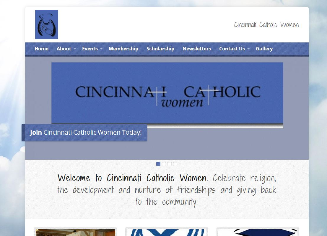 Cincinnati Catholic Women