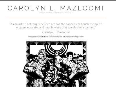 Carolyn L Mazloomi