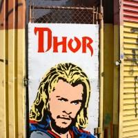 RTF'S 'Geek Street Art' #3 - Hanksy, Not 'Banksy'