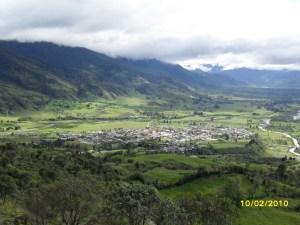 valle del sibundoy