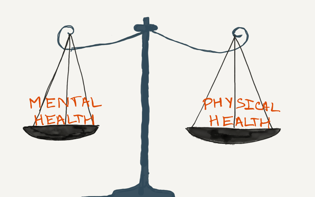 Why your mental health is important when living with chronic illness #ihavementalhealth