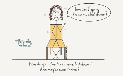 How to survive lockdown: Advice from people with chronic illness