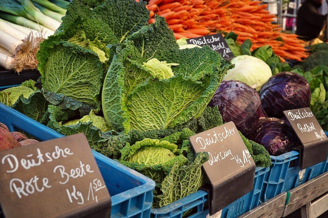 Saisonkalender Obst & Gemüse